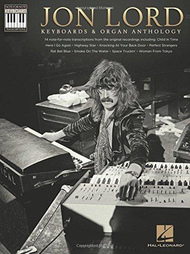 Jon Lord - Keyboards & Organ Anthology (Best Hammond Organ Players)