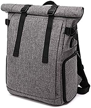 SHZJZ-BP Shoulder Travel Photograph Bag Casual SLR Camera Bag Camera Backpack Take It on A Long Trip