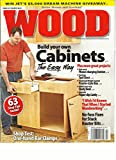 WOOD, THE WORLD'S LEADING WOODWORKING RESOURCE, MARCH, 2013 (CABIN