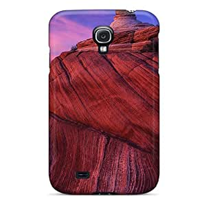 For Galaxy Case, High Quality Desert Rock For Galaxy S4 Cover Cases