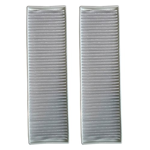 Think Crucial 2 Replacement for Bissell Style 7 & 9 HEPA Style Filter, Compatible With Part # 32076 by Crucial Vacuum