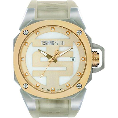 TechnoSport Women's Chrono Watch - GOLDEN TOUCH gold