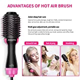Blow Dryer Brush, JOMARTO Hot Air Brush Hair Dryer