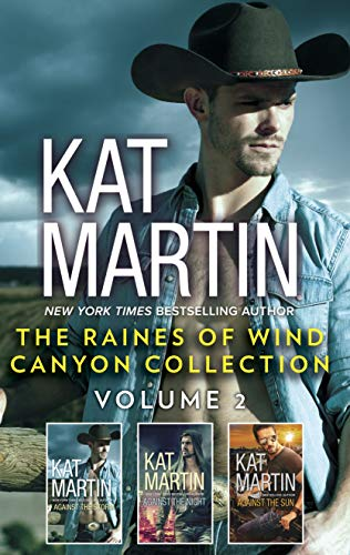 The Raines of Wind Canyon Collection Volume 2: An Anthology
