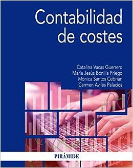 Contabilidad de costes (Economía Y Empresa): Amazon.es ...