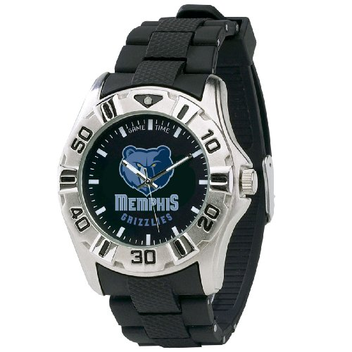 (NBA Men's BM-MEM MVP Series Memphis Grizzlies Watch )