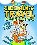 Children's Travel Activity Book & Journal My Trip to Disney World