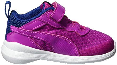 Puma UnisexKinder Pacer Evo V Inf Sneaker ultra Pink ultra Sneaker magentaultra ... 5d1a1d