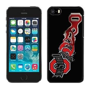 taoyix diy Diy Iphone 5c Case Ncaa Big Ten Conference Ohio State Buckeyes 12