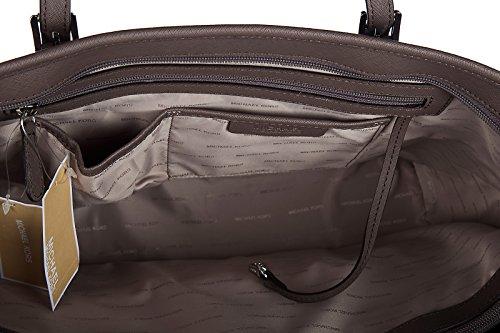 Michael set Schultertasche Damen Tasche Kors travel Bag jet Umhängetasche Leder qrqP74wg