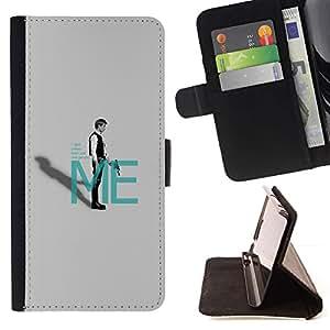 Momo Phone Case / Flip Funda de Cuero Case Cover - Recibir órdenes de mí - Han Sol0 - Apple Iphone 6