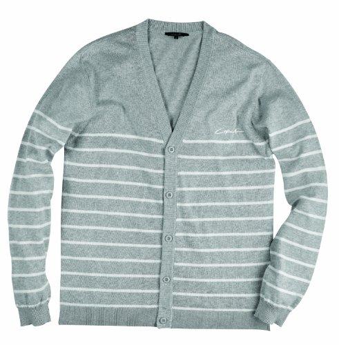 C1RCA Men's Remix Cardigan Sweater