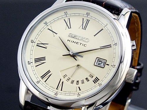 SEIKO KINETIC NEO CLASSIC SRN033P1