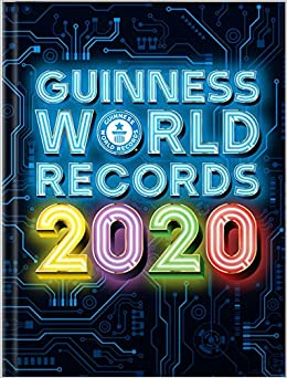 Top Grossing Artists 2020.Guinness World Records 2020 Amazon Co Uk Guinness World