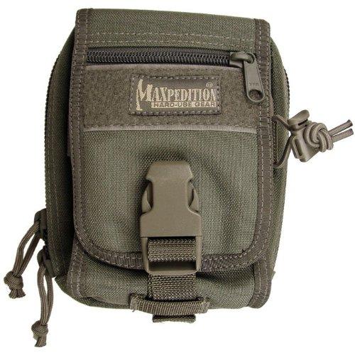 Maxpedition M-5 Waistpack, Foliage Green, Outdoor Stuffs