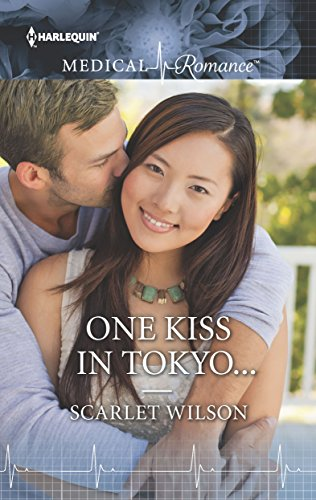 One Kiss In Tokyo by Scarlet Wilson