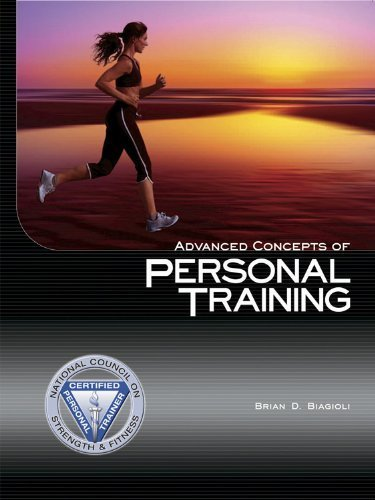 Advanced Concepts of Personal Training by National Council on Strength & Fitness (2007) Paperback