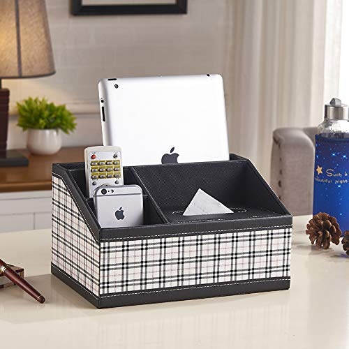 Taihang Zuhause Wohnzimmer Multifunktions-Papier Tissue-Box Europäischen Europäischen Europäischen Desktop kreative Couchtisch TV Fernbedienung Aufbewahrungsbox (Farbe   Rosa) B07Q3M5C3W Toilettenpapieraufbewahrung 633ae5