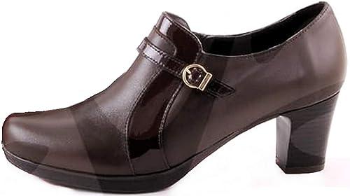 Zapatos Estil Ganxo 326 Corte-Piel,Forro-Piel,Plantilla-Piel.Tacón ...