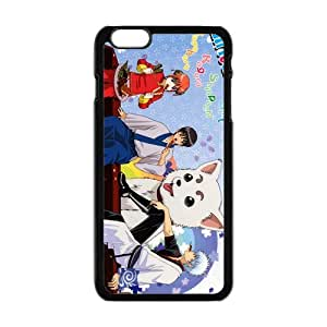 diy zhengCool-Benz gintama cartoon Phone case for iPhone 6 Plus Case 5.5 Inch