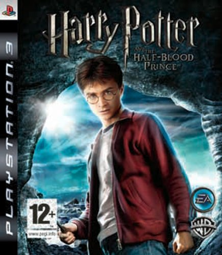 Harry Potter and The Half Blood Prince (PS3) (Harry Potter And The Half Blood Prince Ps3)