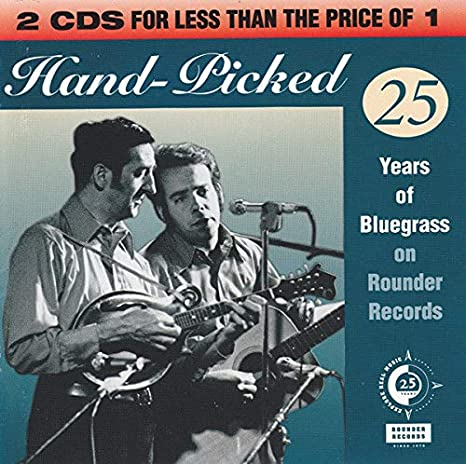 Amazon | Hand-Picked: 25 Years Of Bluegrass On Rounder Records ...