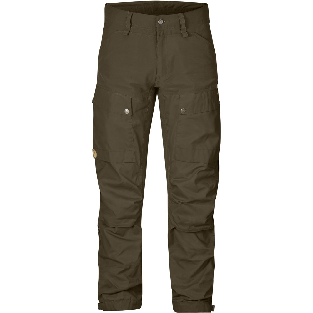 Fjallraven Men's Keb Trousers Regular, Khaki, 48