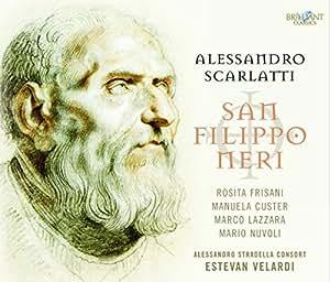 Scarlatti: San Filippo Neri