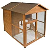 ware chicken coop - Ware Manufacturing Premium Plus Chick-N-Lodge Chicken Hutch
