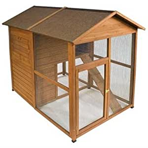 Ware Manufacturing Premium Plus Chick-N-Lodge Chicken Hutch