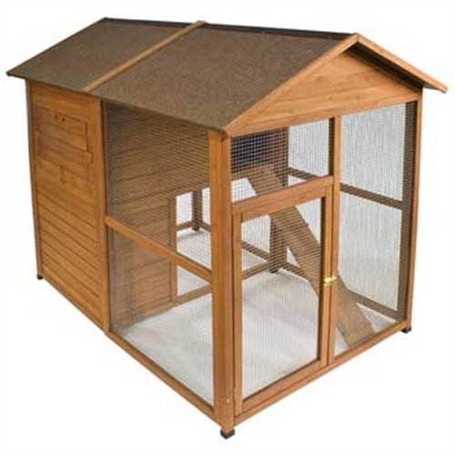 - Ware Manufacturing Premium Plus Chick-N-Lodge Chicken Hutch