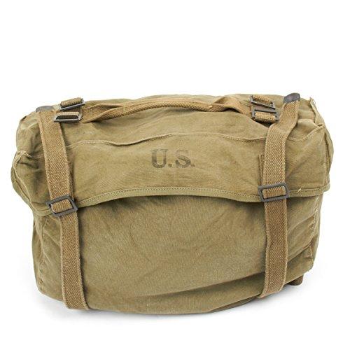 Original U.S. WWII M-1945 Cargo Field Pack - Lower Bag