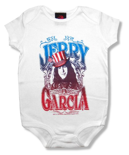 Zion Baby Infant Jerry Garcia