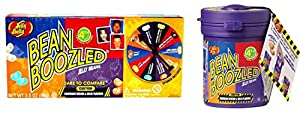 Bean Boozled Jelly Beans Spinner and Dispenser 4th Edition