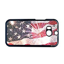 Abs Shells Nice For Girls Design American Flag 2 For Htc One M8
