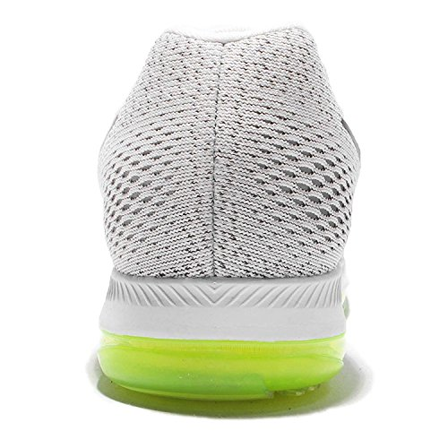 Nike Mens Zoom All Out Low, White/Black-Volt, 8.5 M US