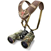 Bushnell PowerView 10x50mm Porro Prism Instafocus Binoculars, Realtree, & Badlands Bino Harness