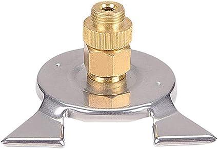 Lionina Adaptador para Cocina de Gas, aleación de Cobre ...