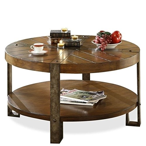 Riverside Furniture Sierra Round Cocktail Table