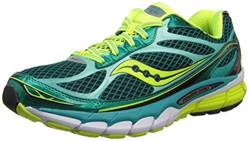 Running 7 Saucony Green Women's Ride Citron RFxqn106w