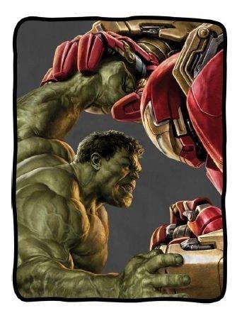Marvel Avengers Age of Ultron Fleece Throw Blankets