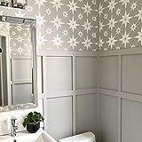 Star Tile Stencil - Geometric Cement Tile Stencils