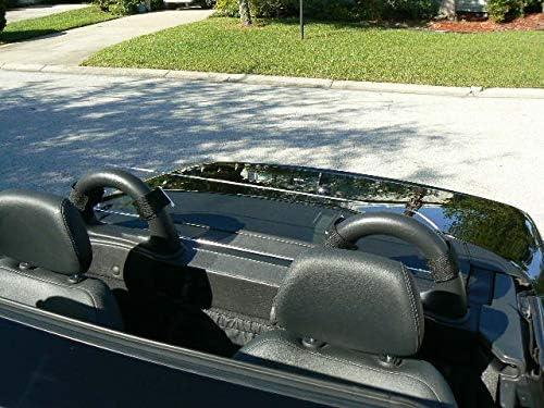 #1 Ranked Mercedes SLK R170 Lexan Windscreen Wind Deflector Windblocker Windstop