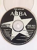 Music : ABBA Greatest Hits Karaoke CD+G Superstar Sound Tracks