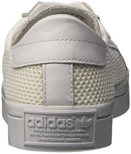 adidas Courtvantage W - Basket Mujer Multicolore (Ftwwht/Ftwwht/Cblack)