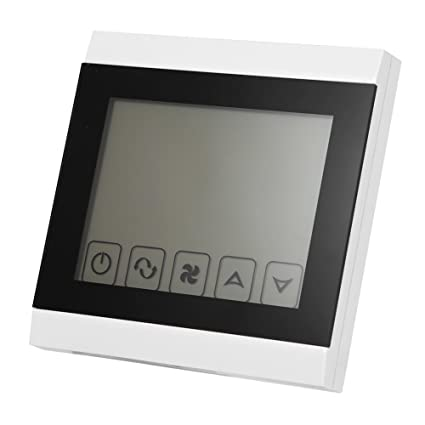 Zerodis Termostato Ambiente Digital AC220~240V Temperatura Controlador LCD Digital Termostato Inteligente Programable