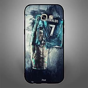 Samsung Galaxy A5 2017 ronaldo Blue