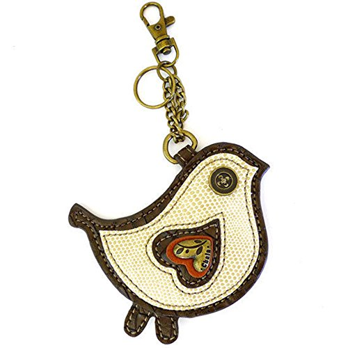 Chala Coin Purse - Key Fob - Chichik Bird ()