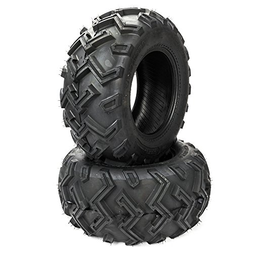 2 ATV UTV Tires 25x10-12 25x10x12 Rear 6PR P306B by MILLION PARTS (Image #7)