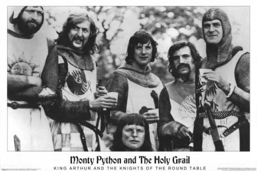 Monty-Python-and-the-Holy-Grail-24x36-Movie-Poster-1975